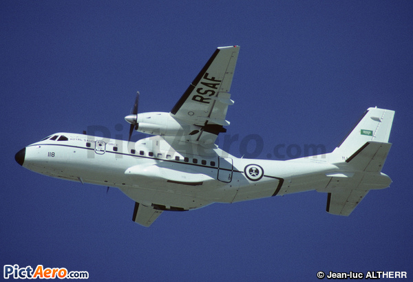 CASA CN-235-100M (Royal Saoudi Air Force)