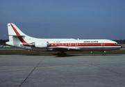 Sud SE-210 Caravelle 10B1R (D-ABAK)