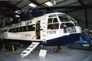 Super Frelon SA-321F