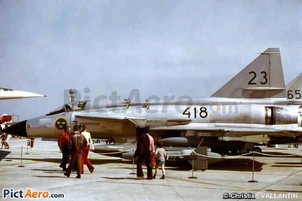 AJS-37 (Swedish Air Force)