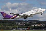 Boeing 747-4D7 - HS-TGX
