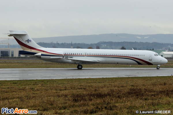 McDonnell Douglas MD-87 (Swaziland - Gouvernement)