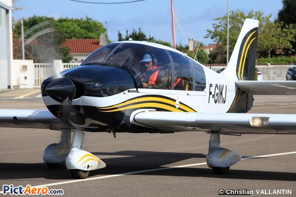 Robin DR-400-160 (Aeroclub de la vendée)