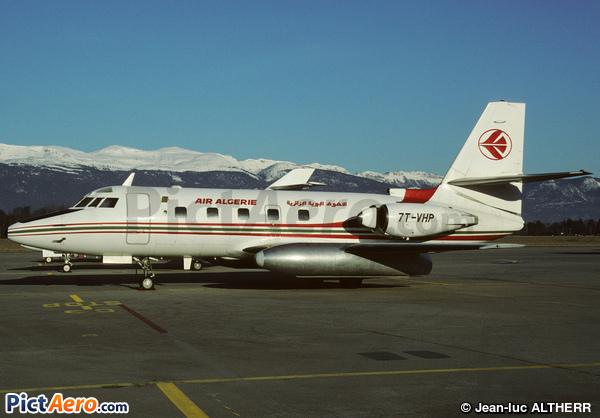 Lockheed L-1329 JetStar II (Air Algerie)