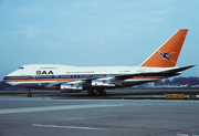 Boeing 747SP-44 (ZS-SPE)