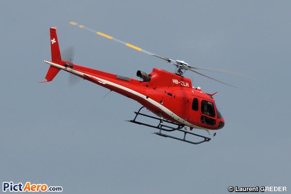 Aérospatiale AS-350 B3 Ecureuil (Japat AG)