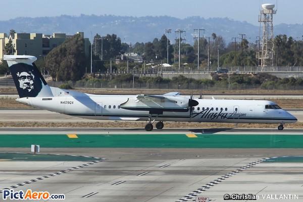 De Havilland Canada DHC-8-402Q Dash 8 (Alaska Airlines (Horizon Air))