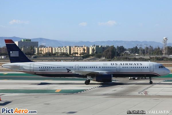 Airbus A321-231 (US Airways)