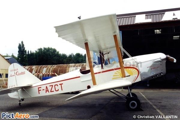 C.275 Luciole (Musée Aéronautique de la Presqu'Ile Côte d'Amour)