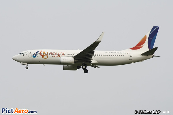 Boeing 737-82R/WL (FlyEgypt)