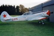 Yakovlev Yak-50 (G-IIYK)