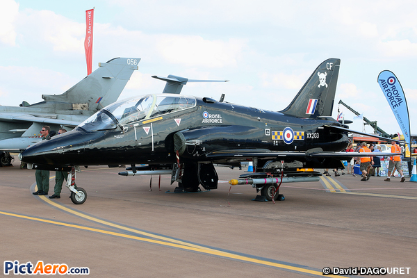 British Aerospace Hawk T1A (Royal Air Force)