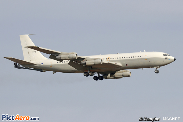 707-3L6C (Israel - Air Force)
