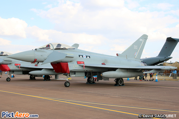 Eurofighter EF-2000 Typhoon FGR4 (Royal Air Force)