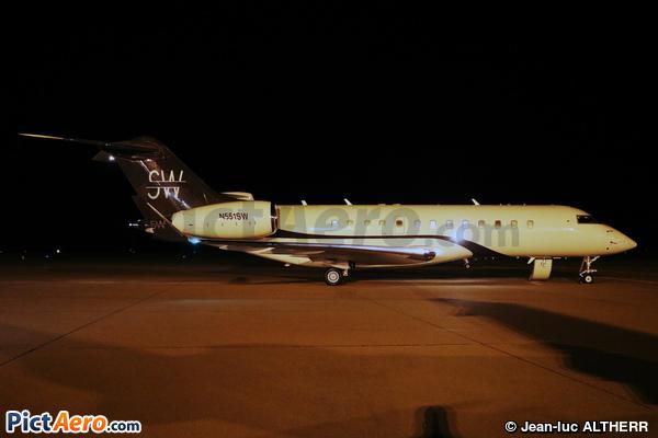 Bombardier BD-700-1A10 Global Express (SN 9086 LLC)