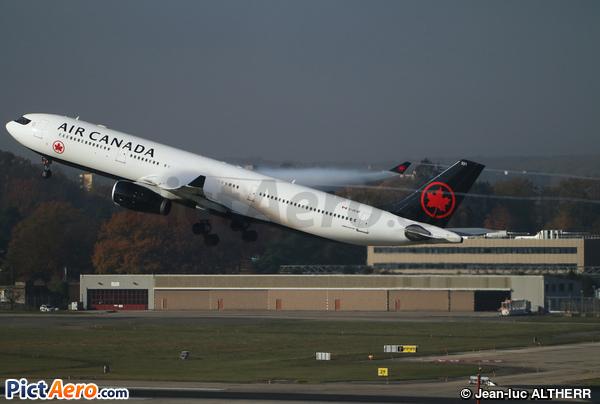 Airbus A330-343 (Air Canada)