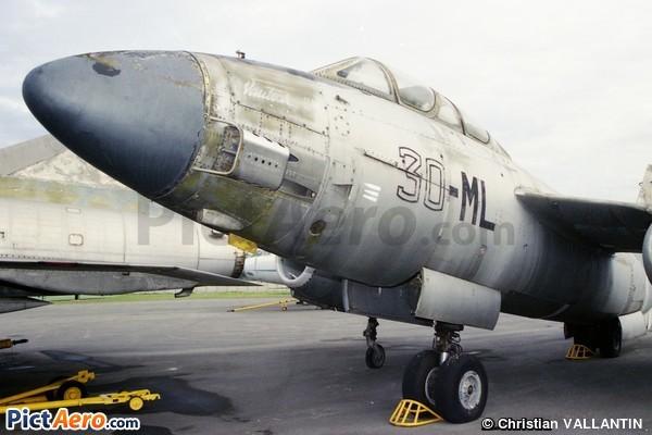 Sud-OUest SO-4050 Vautour IIN (Musée de l'Air et de l'Espace du Bourget)