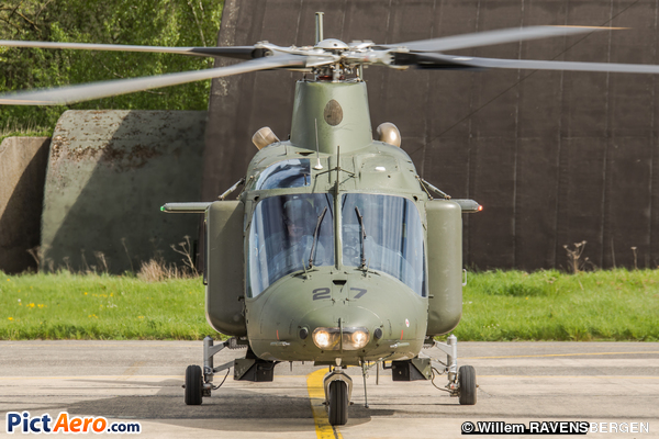 Agusta A.109BA (Belgium - Air Force)