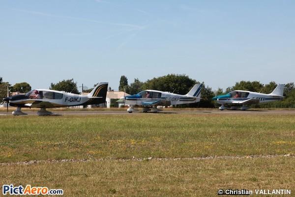 Robin DR-400-140B (Aéroclub de l'AIA Clermont-Ferrand)