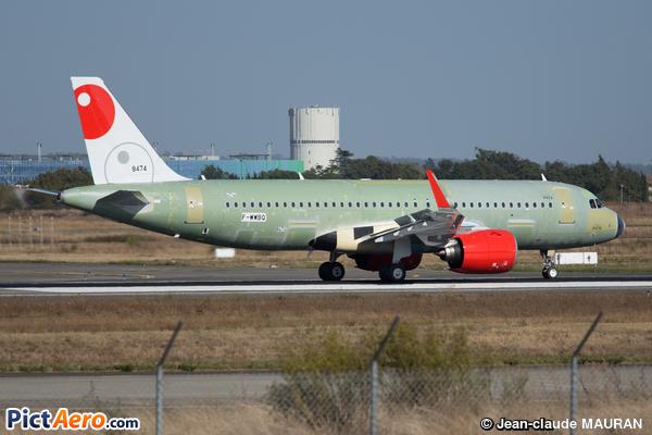 Airbus A320-251N (Viva Air)