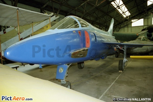 Breguet 1001-02 (Musée de l'Air et de l'Espace du Bourget)