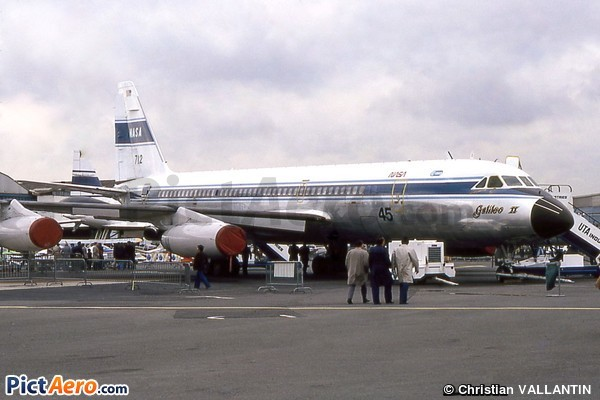 Convair 990 Coronado (NASA)