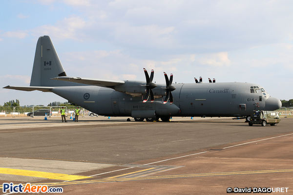 Lockheed Martin CC-130J Hercules (Canada - Air Force)