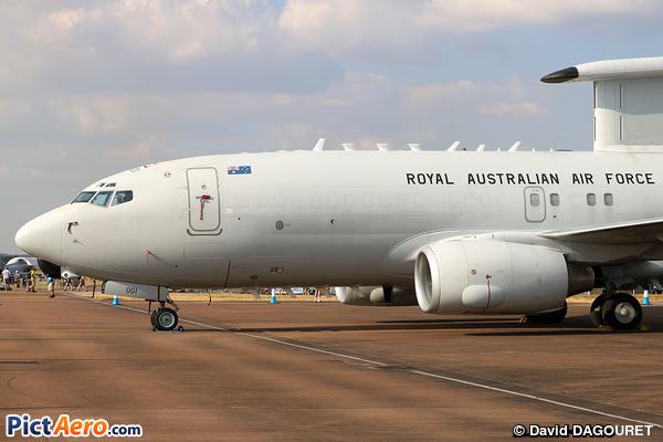 Boeing 737-7ES/Wedgetail (Australia - Royal Australian Air Force (RAAF))