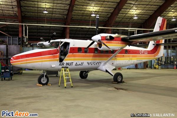 De Havilland Canada DHC-6-300 Twin Otter (Air Inuit Ltd. / Air Inuit Ltée.)