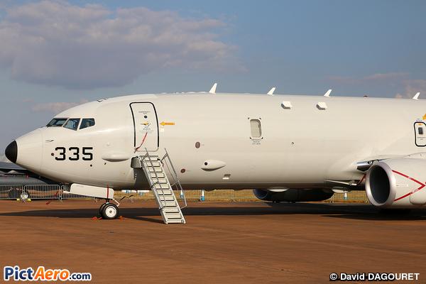 Boeing P-8A Poseidon (737-8FV) (United States - US Navy (USN))