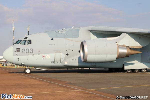 Kawasaki C-2 (Japan - Air Self-Defense Force (JASDF))