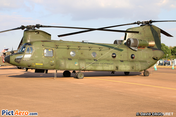 Boeing CH-47D Chinook (Netherlands - Royal Air Force)