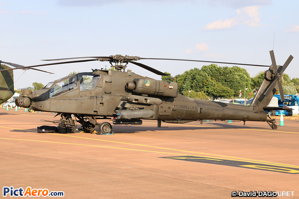 Boeing AH-64D Apache (Netherlands - Royal Air Force)