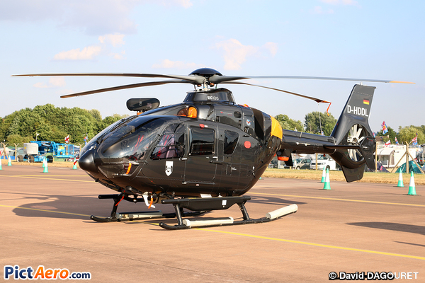 Eurocopter EC-135P-2+ (DL Helicopter)