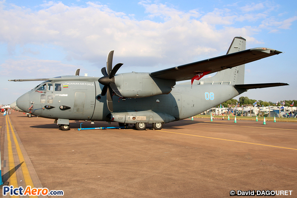 Alenia C-27J Spartan (Lithuania - Air Force)