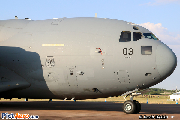 Boeing C-17A Globemaster III (NATO - Strategic Airlift Capability)