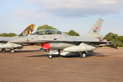 General Dynamics F-16BM Fighting Falcon (306)