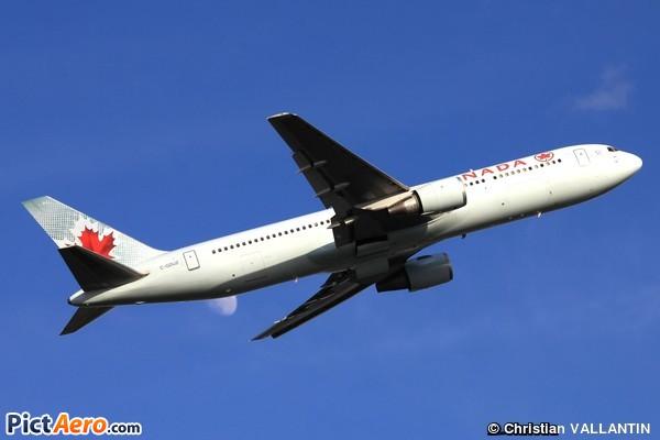 Boeing 767-38E/ER (Air Canada)
