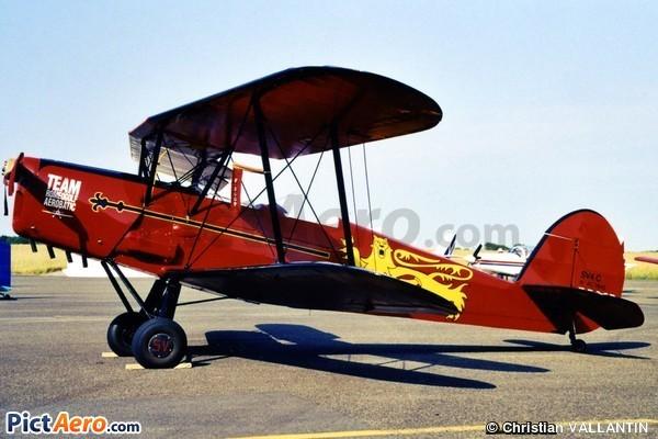 Nord Stampe SV4C (Team Romeo Golf Aerobatic)