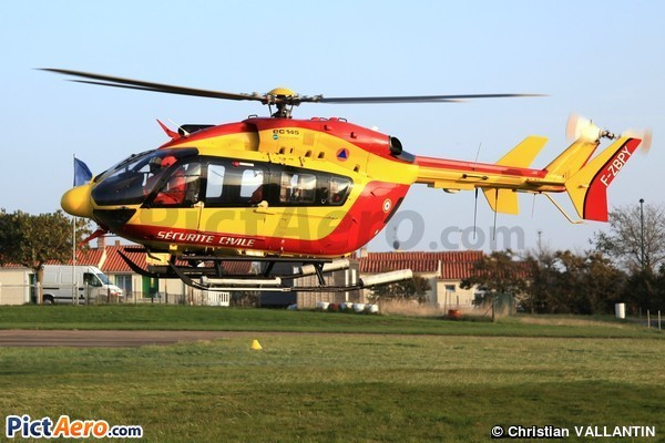 Eurocopter EC-145 B ( Securite Civile)