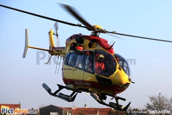 Eurocopter EC-145 B ( Securite Civile)