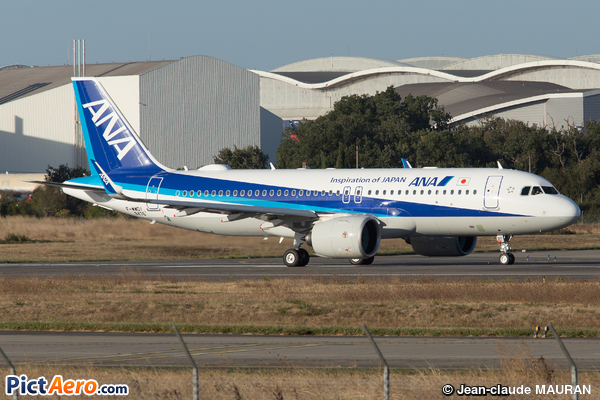 Airbus A320-271N (All Nippon Airways)