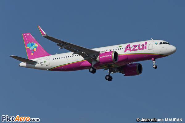 Airbus A320-271N  (Azul Linhas Aereas)