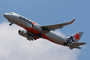 Airbus A320-232/WL (VH-VFT)