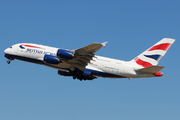 Airbus A380-841 (G-XLED)