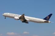 Boeing 777-3FG(ER) (HZ-AK39)