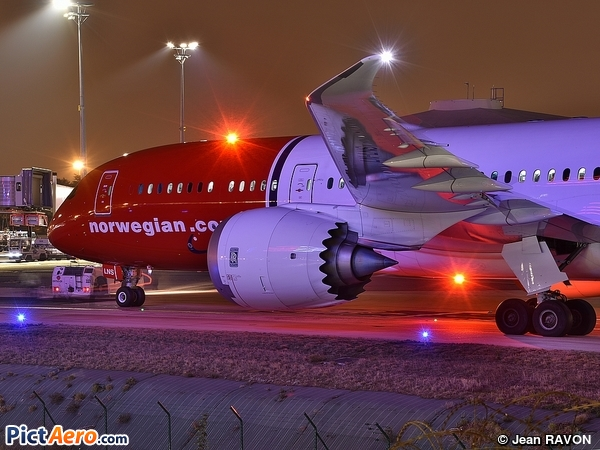 Boeing 787-9 Dreamliner (Norwegian Long Haul)