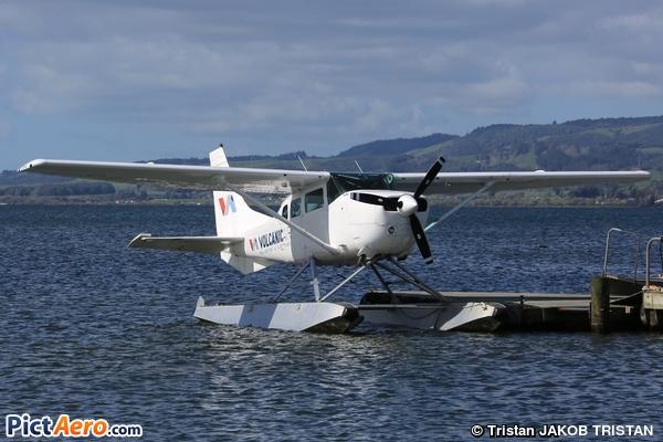 Cessna U206G  (Volcanic Air)