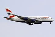 Airbus A380-841 (G-XLEC)