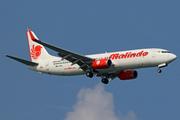 Boeing 737-8GP/WL (9M-LNU)